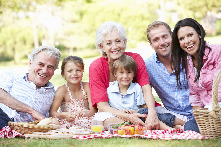 Senior Care in Rocklin CA: National Parent's Day