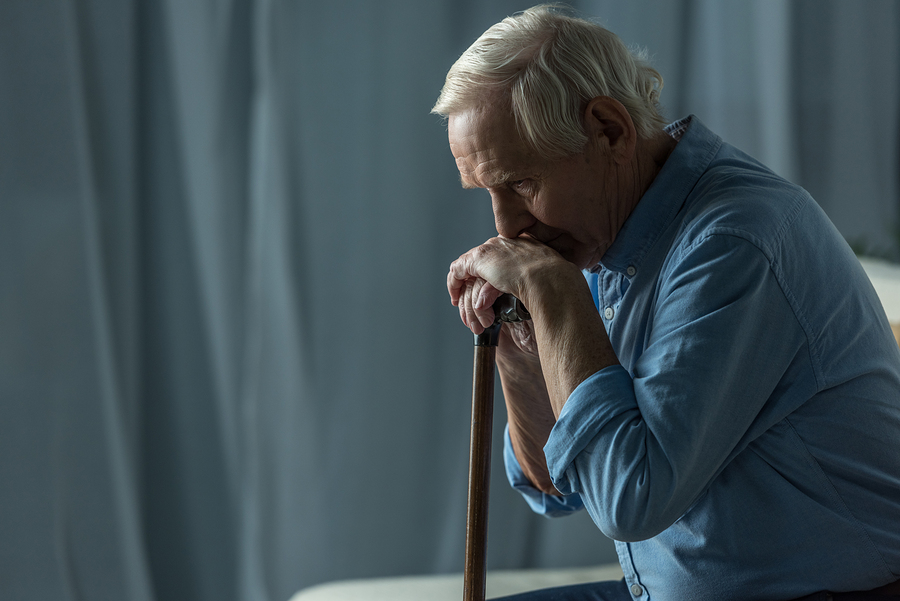 Caregiver in Folsom CA: Senior Posture