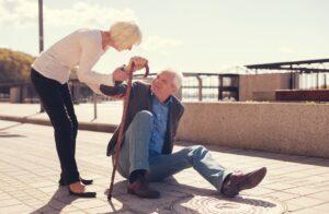 Homecare in Sacramento CA: Lower Fall Risks For Seniors
