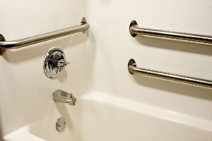 Home Care Services in Marysville CA: Bathroom Safety