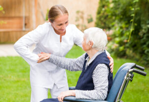 Senior Care in Folsom CA: Elderly Loved One Resisting Care