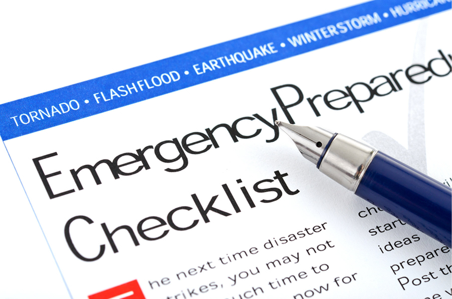 Caregiver in Marysville CA: Fires, Storms, and Other Emergencies