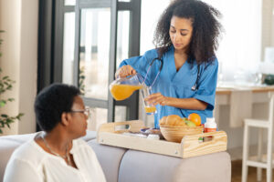 Senior Care in Folsom CA: Ideas Senior Eating Tips