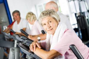 Elder Care in Chico CA: Senior Exercise