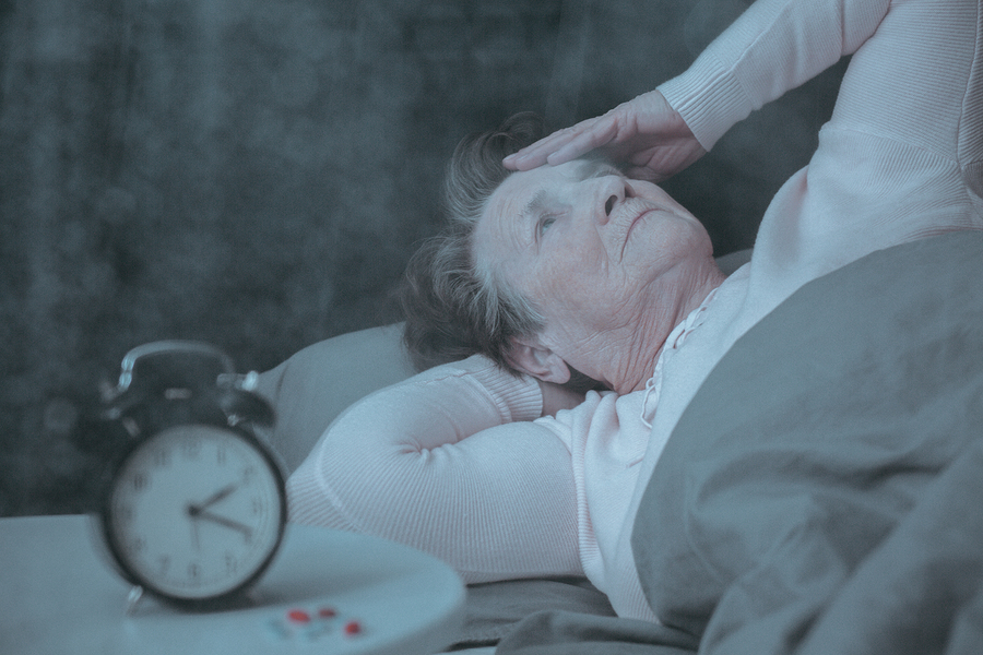 Homecare in Lincoln CA: Arthritis Causing Sleep Deprivation