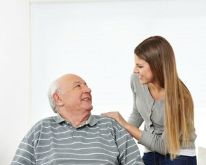 Home Care Services in Lincoln CA: Sharing Your Home With Your Dad