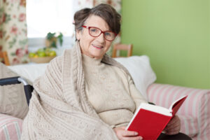 Homecare in Folsom CA: Get Excited about Reading