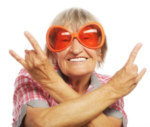 Home Care Services in Chico CA: Spunky Old Broad Month