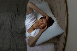 Caregiver in Chico CA: Insomnia