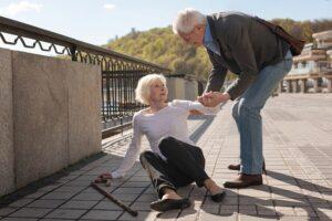 Senior Safety: Homecare in Grass Valley CA: Frailty
