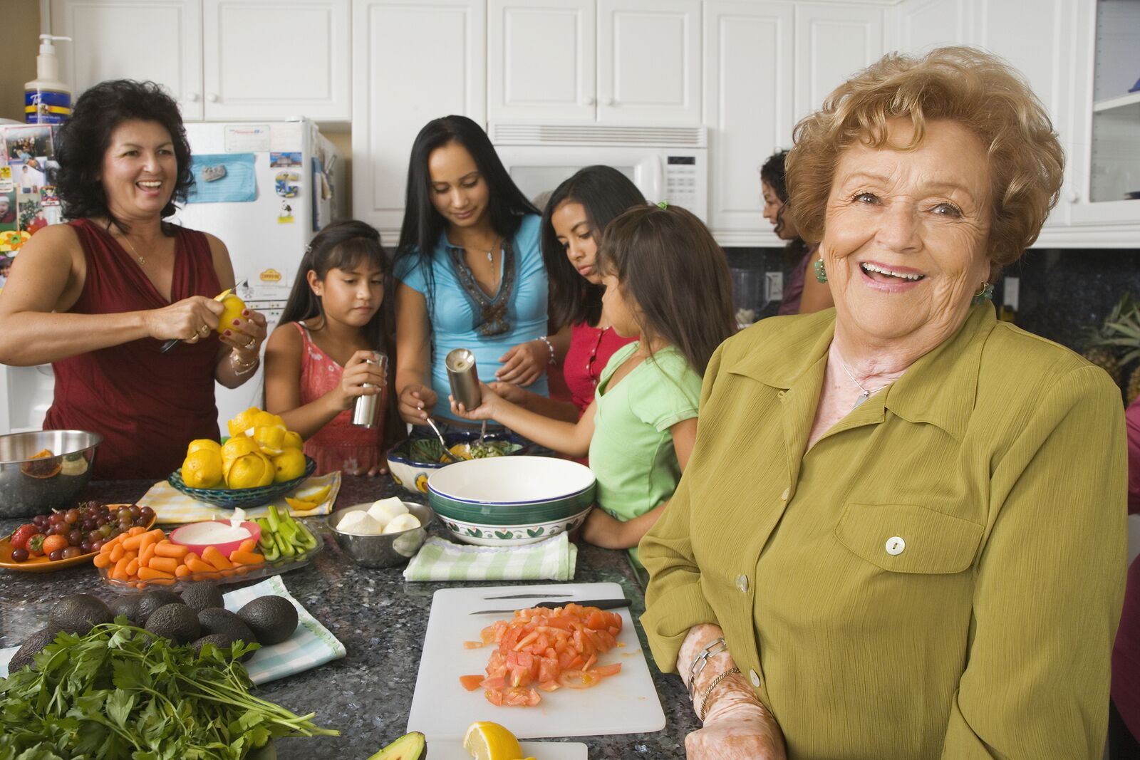 Caregiver in Roseville CA: Traditions