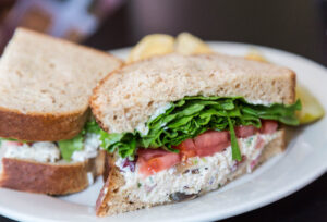 Caregiver in Grass Valley CA: Sandwiches
